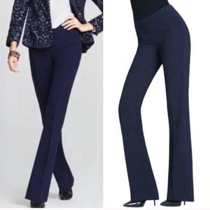 CAbi PR Trouser #968 navy size 8L